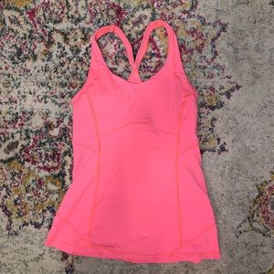 "Lululemon ""Kanto Catch Me"" Tank"